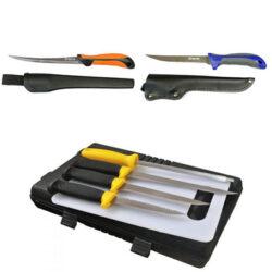 Cuchillos de filetear